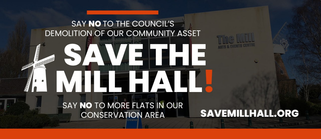 The campaign to save the Rayleigh Mill continues!